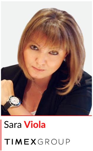 Sara Viola timex ecommercetalk