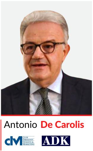 antonio de carolis relatore ecommercetalk